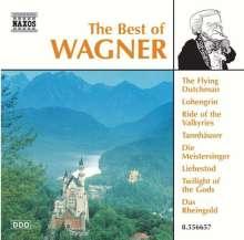 Best of Wagner, CD