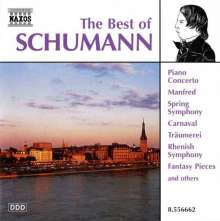 Best of Schumann, CD