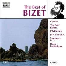 Best of Bizet, CD