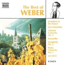 Best of Weber, CD