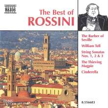 Best of Rossini, CD