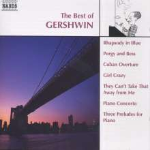 Best of Gershwin, CD