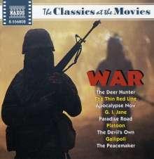 Classics at the Movies - War, CD