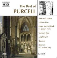 The Best of Purcell (Naxos), CD