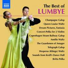 Hans Christian Lumbye (1810-1874): The Best of Lumbye, CD