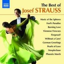 Josef Strauss (1827-1870): The Best of Joseph Strauss, CD