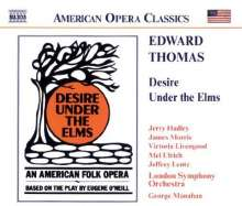 Edward Thomas (geb. 1924): Desire Under the Elms (An American Folk Opera), 2 CDs
