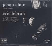Jehan Alain (1911-1940): Orgelwerke, 2 CDs