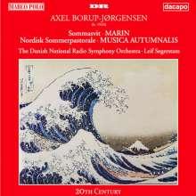 Axel Borup-Jörgensen (1924-2012): Sommasvit op.24 f.Streicher, CD