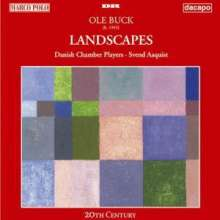 Ole Buck (geb. 1945): Landscapes Nr.1-4, CD