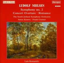 Ludolf Nielsen (1876-1939): Symphonie Nr.2 op.19, CD