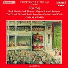 Friedrich Kuhlau (1786-1832): Elverhöj (Schauspielmusik), CD