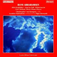 Hans Abrahamsen (geb. 1952): Märchenbilder, CD