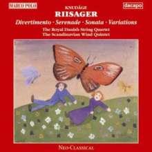 Knudage Riisager (1897-1974): Kammermusik, CD