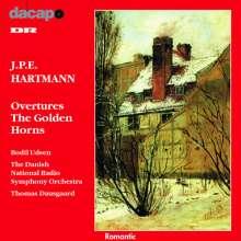 Johan Peter Emilius Hartmann (1805-1900): Ouvertüren, CD