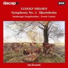 Ludolf Nielsen (1876-1939): Symphonie Nr.3 op.22, CD