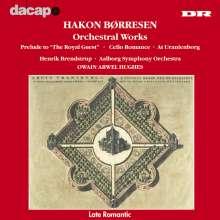 Hakon Börresen (1876-1954): Orchesterwerke, CD