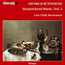 Dieterich Buxtehude (1637-1707): Cembalowerke Vol.2, CD