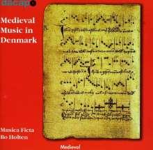 Mittelalterliche Musik aus Dänemark, CD