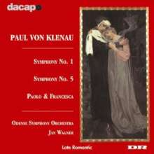 Paul von Klenau (1883-1946): Symphonien Nr.1 & 5, CD