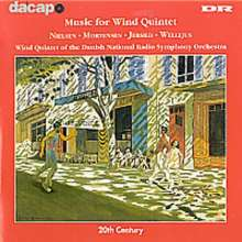Wind Quintet of the Danish RSO, CD