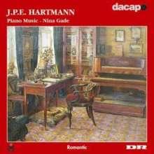 Johan Peter Emilius Hartmann (1805-1900): Klavierwerke, CD