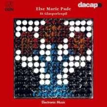Else Marie Pade (geb. 1924): Elektronische Musik, CD