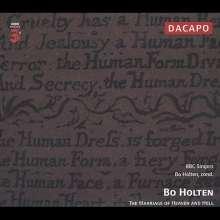Bo Holten (geb. 1948): Chorwerke für Chor a cappella, CD