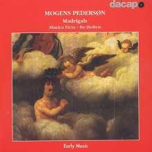 Mogens Pedersön (1585-1623): Fünfstimmige weltliche Madrigale, CD