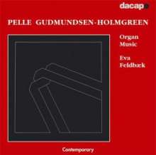 Pelle Gudmundsen-Holmgreen (geb. 1932): Orgelwerke, CD