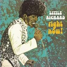 Little Richard: Right Now!, CD