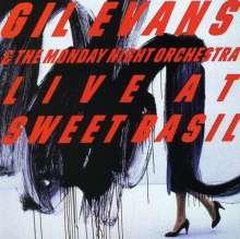 Gil Evans (1912-1988): Live At Sweet Basil Vol. 1, CD
