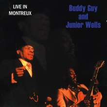 Buddy Guy & Junior Wells: Live In Montreux 1977, CD