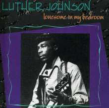 """Luther """"Snake Boy"""" Johnson: Lonesome In My Bedroom, CD"""