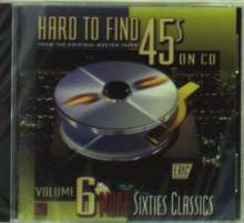 Hard To Find 45s On CD Vol. 6, CD