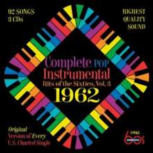 Complete Pop Instrumental Hits Of The Sixties:V.3, 3 CDs