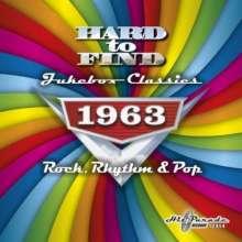 Hard To Find Jukebox Classics 1963, CD