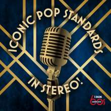 Iconic Pop Standards In Stereo, CD