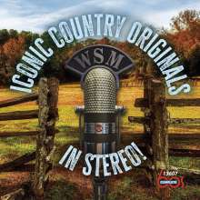 Iconic Country Originals In Stereo!, CD