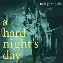 New York Dolls: A Hard Night's Day, CD