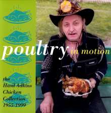 Hasil Adkins: Poultry In Motion, LP