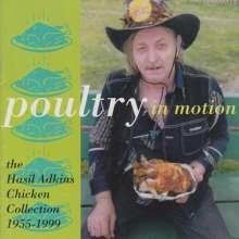 Hasil Adkins: Poultry In Motion, CD