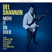 Del Shannon: Move It On Over, LP