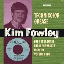 Technicolor Grease, CD