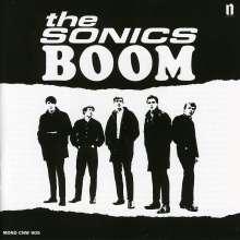 Sonics: Boom, CD