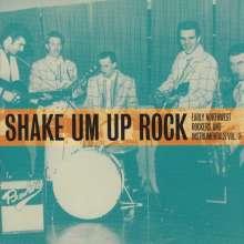 Shake Um Up Rock, CD