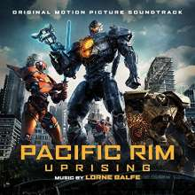 Filmmusik: Pacific Rim: Uprising, CD