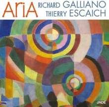 Richard Galliano (geb. 1950): Aria, CD
