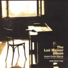 Leo Weiner (1885-1960): Violinkonzert Nr.2, 2 CDs