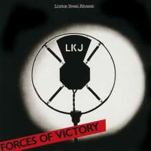 Linton Kwesi Johnson: Forces Of Victory, CD